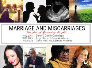 miscarriages and marriages 10 2015