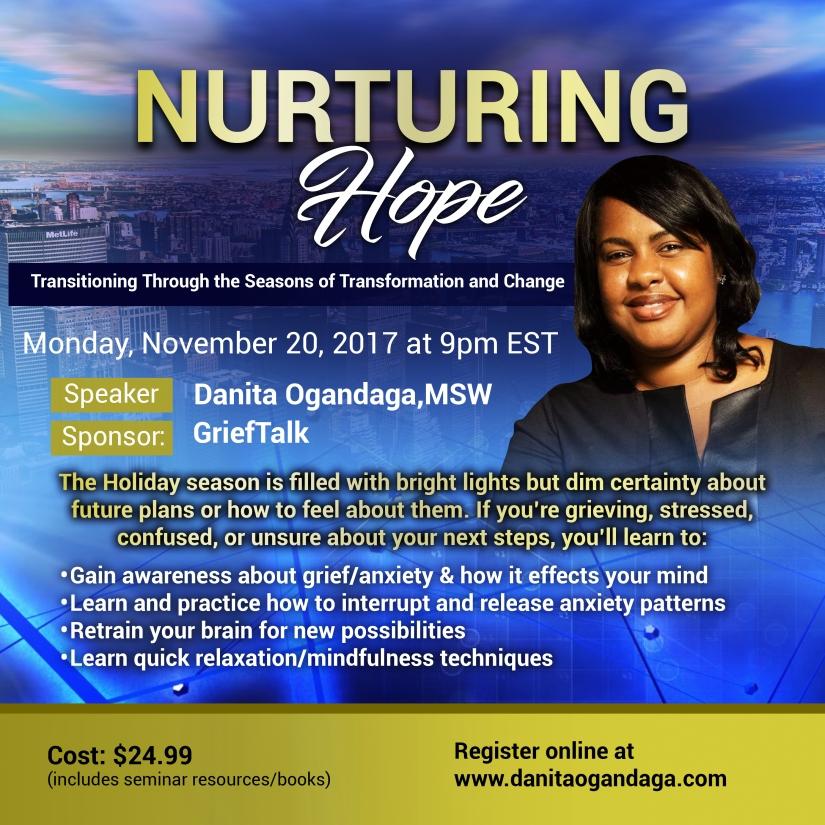 Nurturing Danita Flyer Nov 20(1)